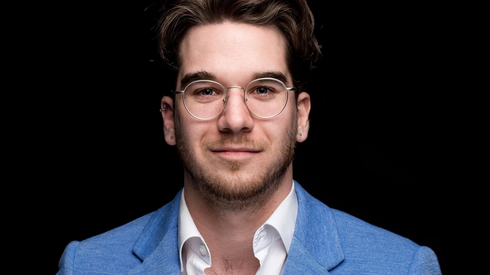 Jean-François Daoust, doctorant en science politique à l'Université de Montréal et chercheur associé au Centre pour l'étude de la citoyenneté démocratique