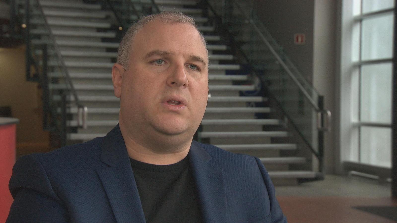 Jean-François Tremblay en entrevue avec Radio-Canada