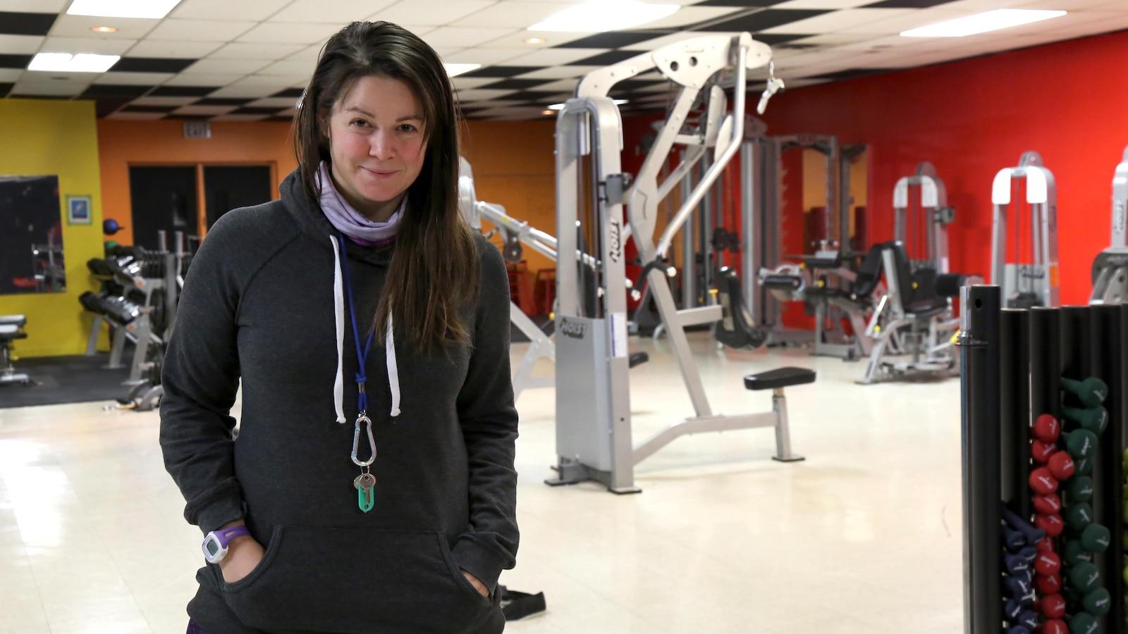 L'enseignante Maggie MacDonnell