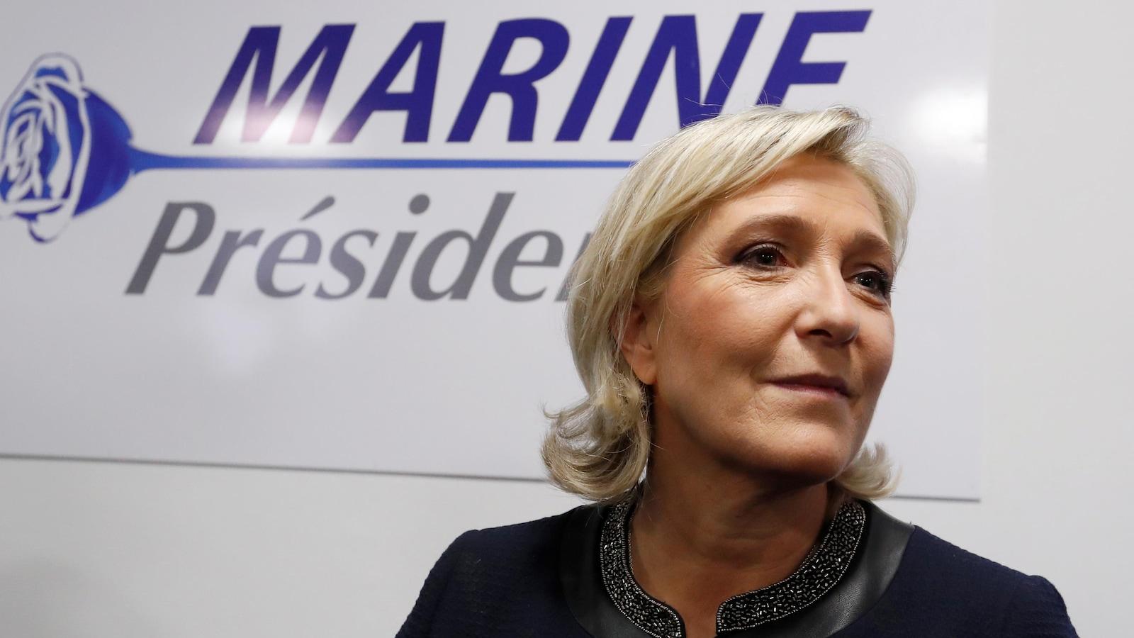 Marine Le Pen, Front national