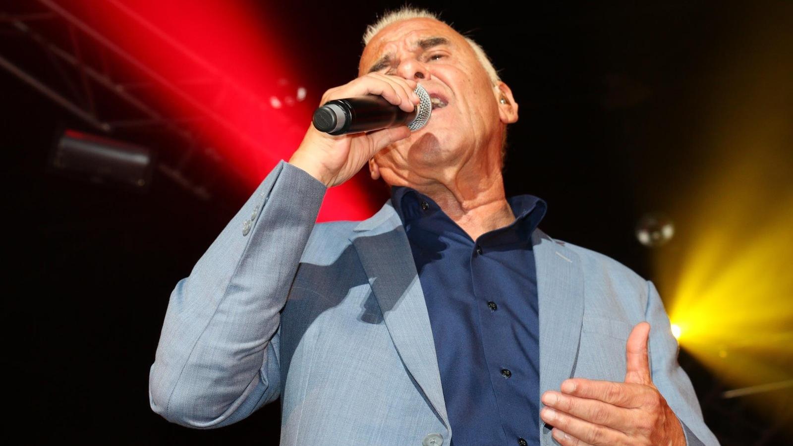 Michel Fugain a chanté pendant près de deux heures au FestiVoix.