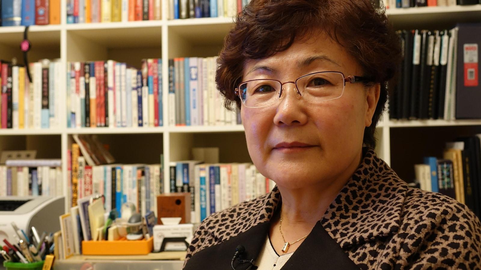 La professeure en nutrition à l'Université du Manitoba, Miyoung Suh.