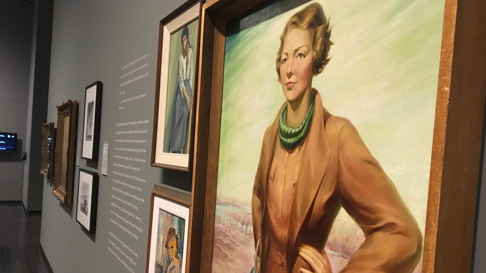 Les droits des femmes, un thème abordé à l'exposition Passé imparfait : un projet d'histoire canadienne».