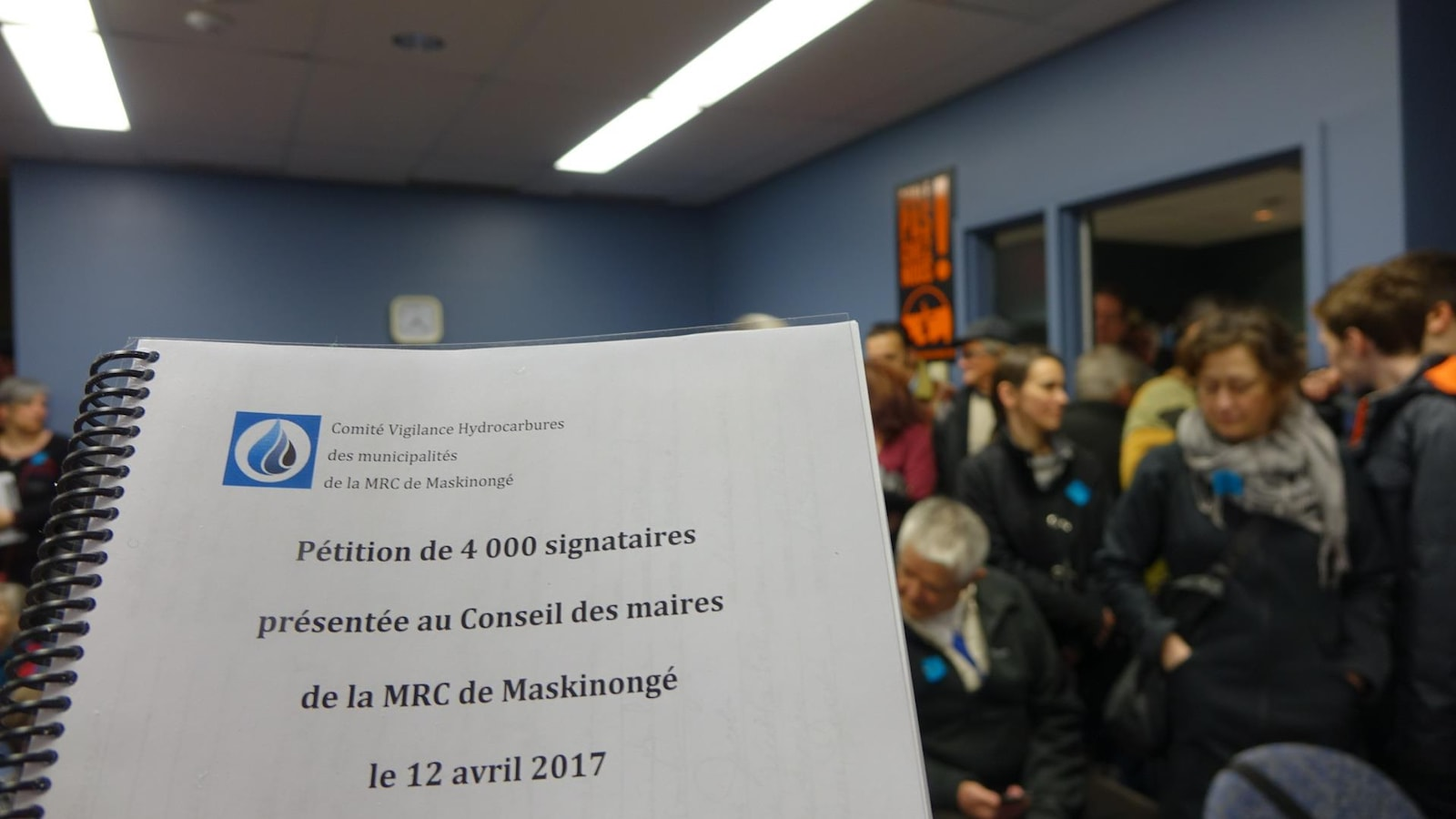 Document regroupant les signatures