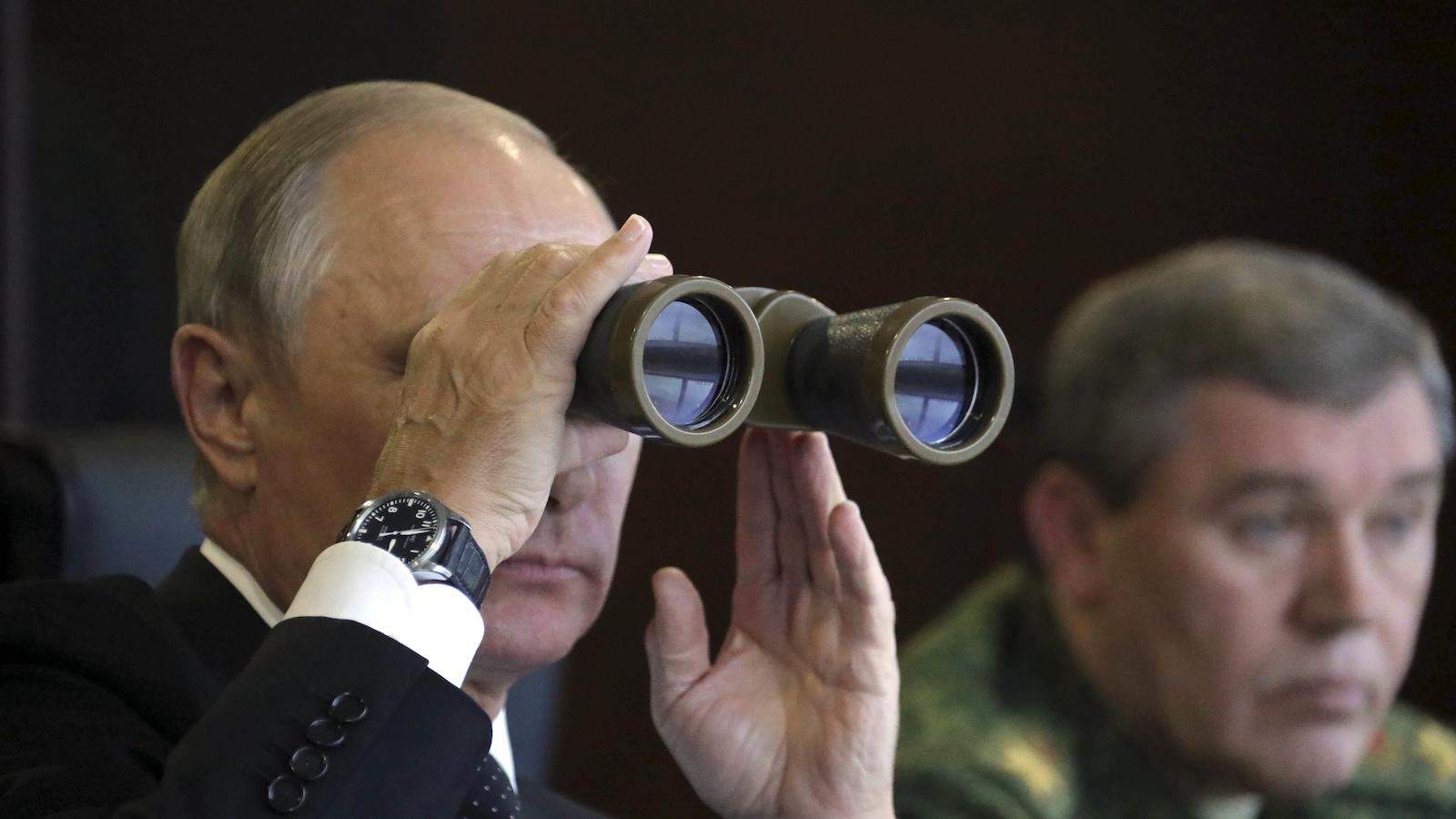 Que retenir du grand exercice militaire en Russie?