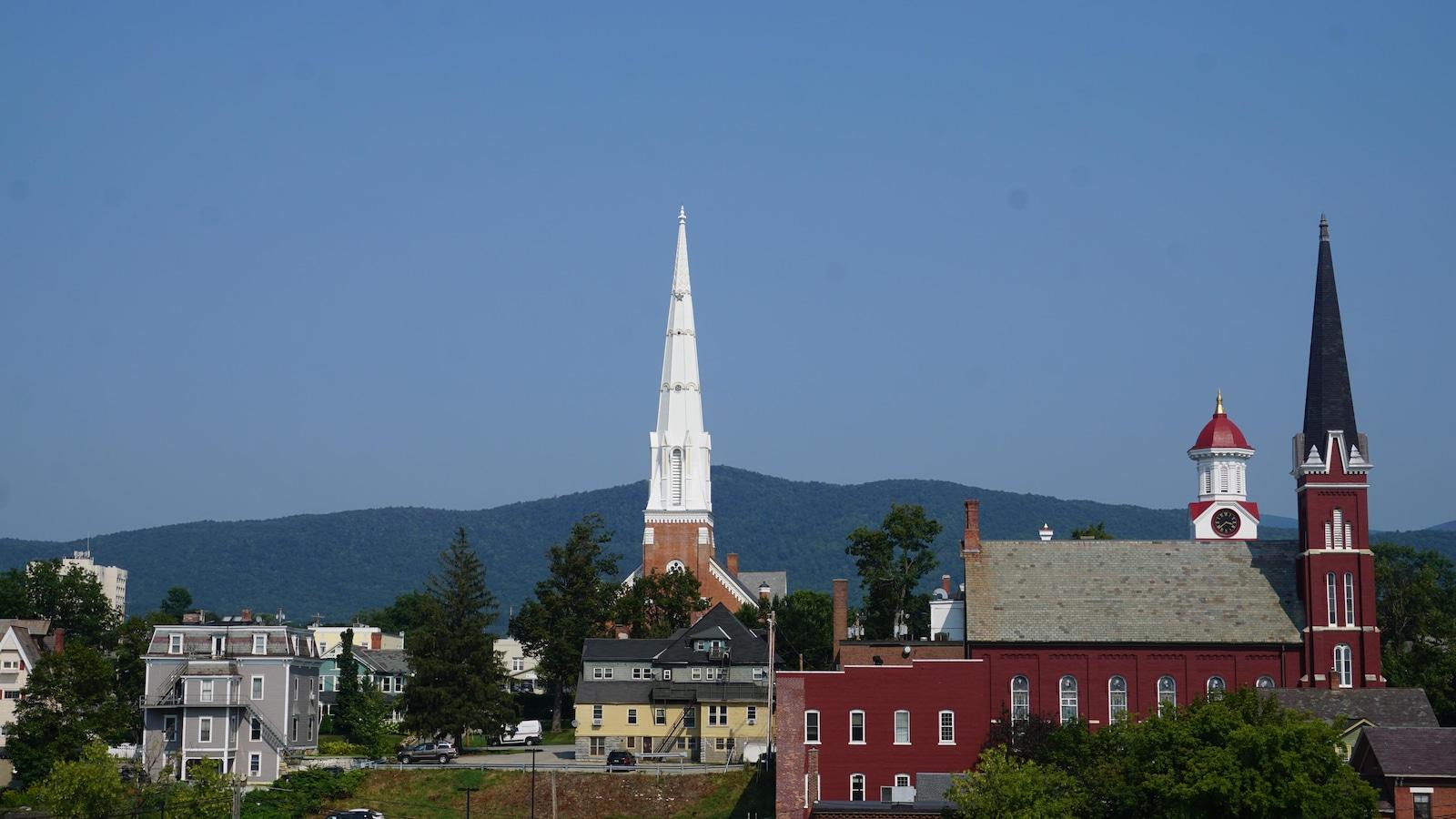 Le soleil brille au Vermont
