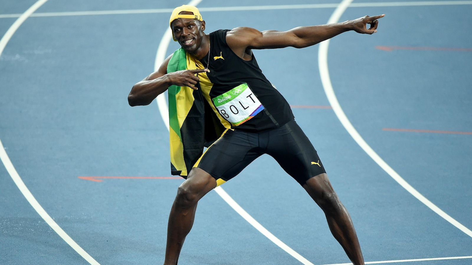 Mondiaux 2017: Usain Bolt termine 3e de son dernier 100 m