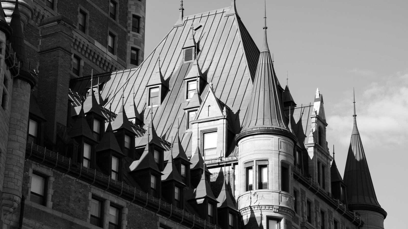 Le Château Frontenac, l'emblème de la ville de Québec | Aujourd'hui l'histoire