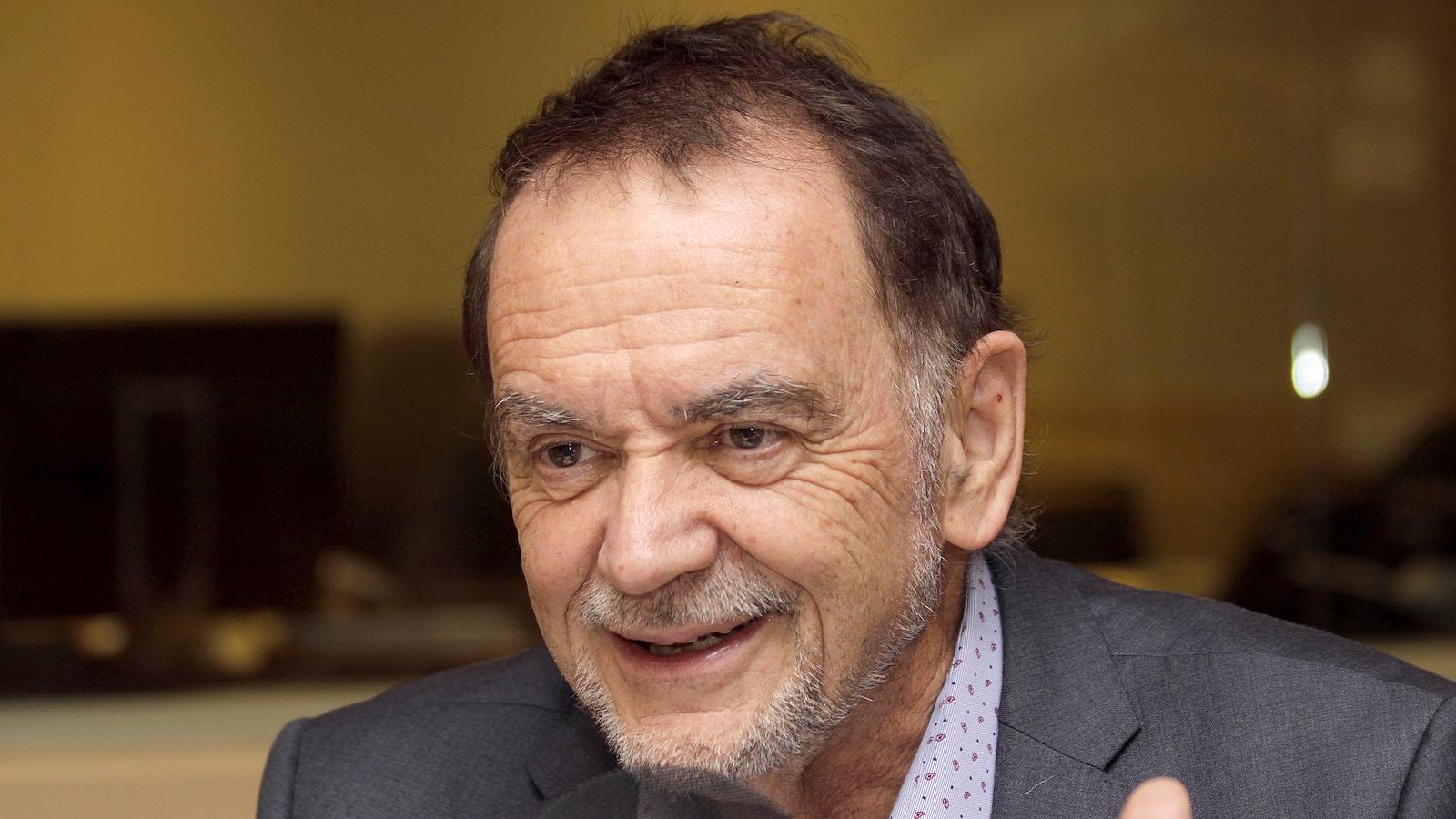 Le chroniqueur financier Michel Nadeau