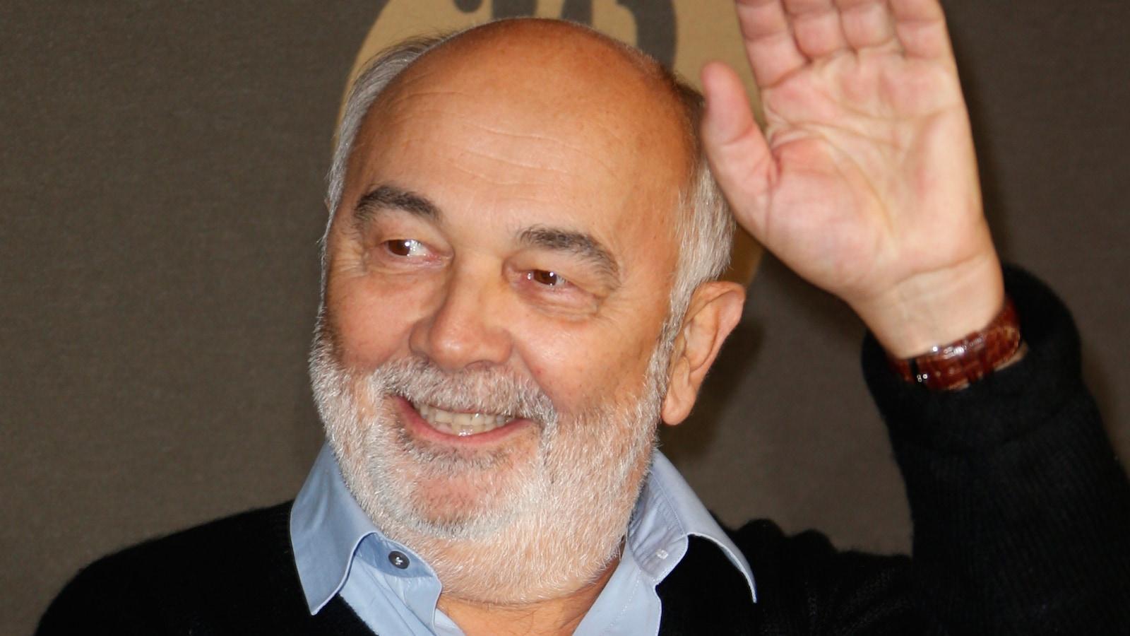 Le comédien français Gérard Jugnot à Paris, en novembre 2014