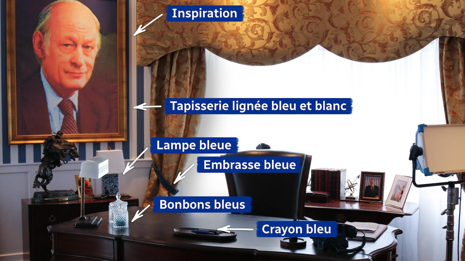 Sur le plateau de la maison bleue la nouvelle série de ricardo