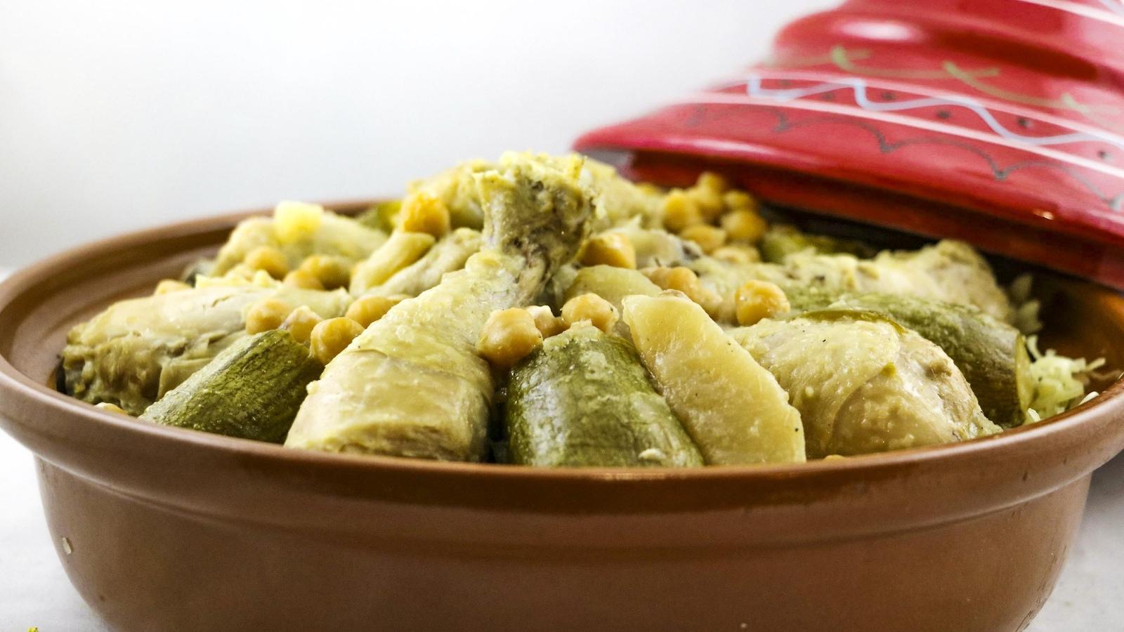 Rechta Algeroise Cuisine Algerienne Marina Orsini Ici Radio