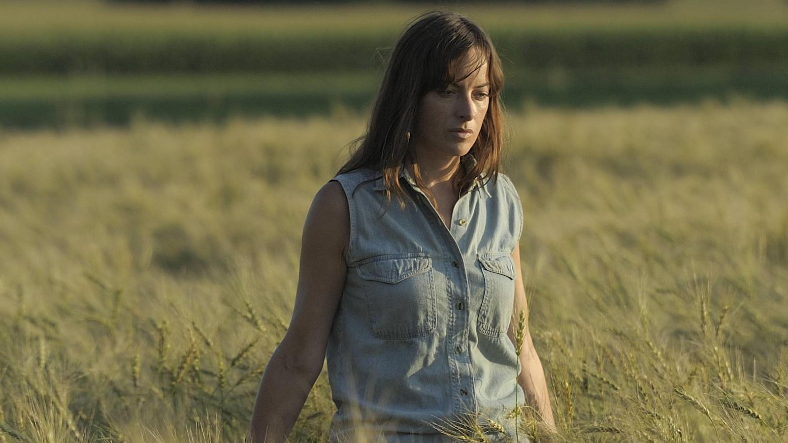 Pascale Bussières dans le rôle de Marie Santerre