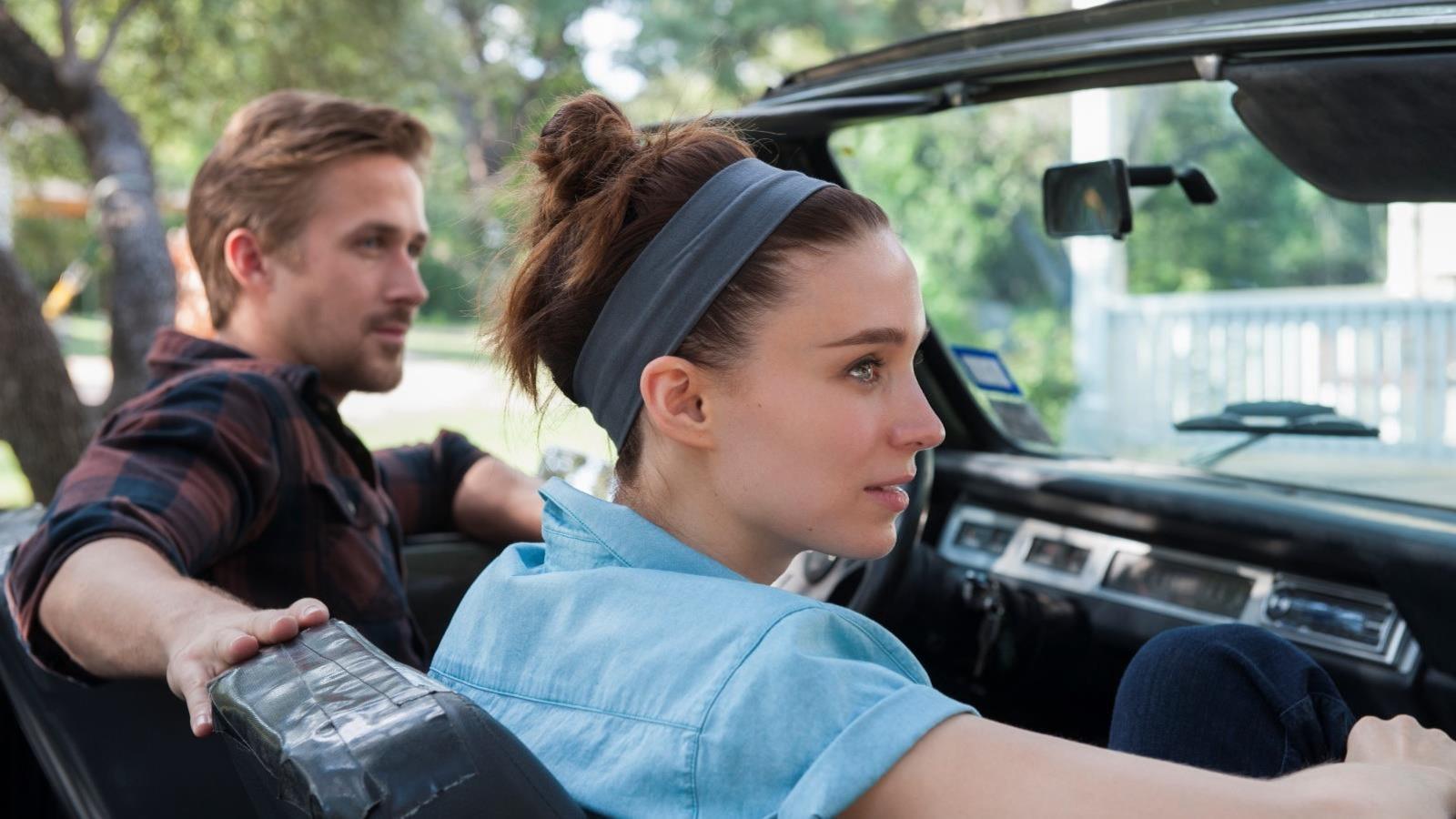 Ryan Gosling et Rooney Mara