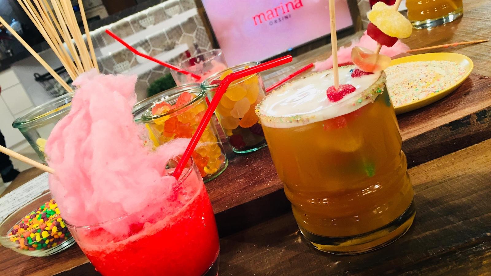 Cocktails Sans Alcool Marina Orsini Ici Radio Canada Ca Tele