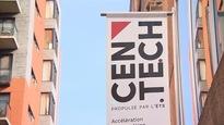 Affiche de Centech à Montréal