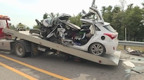 L'autoroute50 «n'est pas du tout dans les plus dangereuses», selon une experte