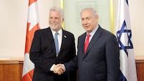 Couillard et Netanyahou discutent innovation et technologie