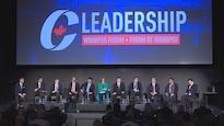 Débat des conservateurs à Winnipeg : un grand absent, peu de conflits