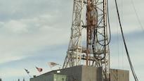 Forages pétroliers à Gaspé