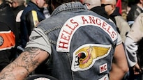 gilet Hell's Angels