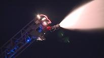 Incendie majeur à Wickham