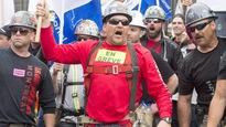 Quatrième jour de grève dans l'industrie de la construction