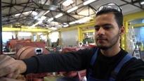 Mohamed Nour, réfugié syrien en Allemagne