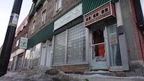 Une mosquée vandalisée dans le quartier Centre-Sud de Montréal