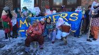 Découvrez la fête traditionnelle des «mummers»