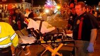 Une voiture fonce dans une foule à La Nouvelle-Orléans