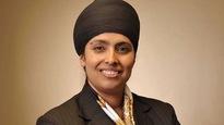 Palbinder Kaur Shergill, avocate à Surrey en Colombie-Britannique, est la première femme qui porte le turban à devenir juge au Canada.