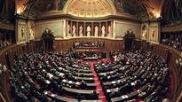 Vue générale du Sénat français