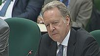 Steve Verheul, négociateur en chef du Canada pour l'ALENA, répond aux questions des membres du Comité permanent du commerce international.