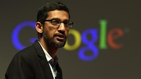 Sundar Pichair, PDG de Google depuis 2015, né à Chennai, en Inde.