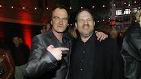 Quentin Tarantino montre du doigt son ami Harvey Weinstein.