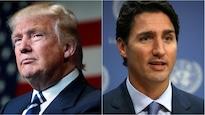 Justin Trudeau et Donald Trump ont discuté d'économie par téléphone