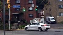 Une voiture autonome d'Uber à Pittsburgh