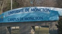 Message pornographique haineux diffusé à l'Université de Moncton