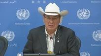 Les dirigeants autochtones critiquent le Canada à l'ONU