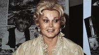 L'actrice Zsa Zsa Gabor.