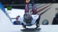Elizabeth Vathje remporte la première Coupe du monde de skeleton