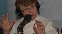 Soeur Angèle parle de l'héritage culinaire de sa mère à la radio