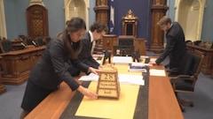 Les pages de l'Assemblée nationale: un accès privilégié aux députés