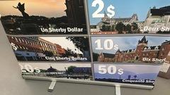 Les «Sherby Dollars» arrivent à Sherbrooke