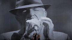 Un mégaspectacle pour se souvenir de Leonard Cohen