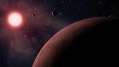 Dix autres exoplanètes d'une taille similaire à la Terre