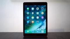 Mise à l'essai du nouvel iPad (2017)