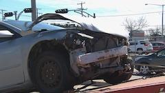 Accident mineur à Chicoutimi