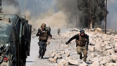 Les forces irakiennes s'emparent de l'aéroport de Mossoul
